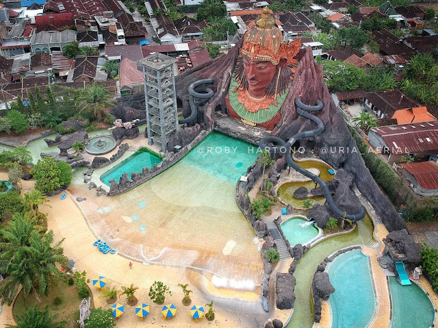 pandawa water world sukoharjo