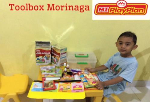 Mengembangkan Kecerdasan Majemuk Dengan Morinaga MI PlayPlan