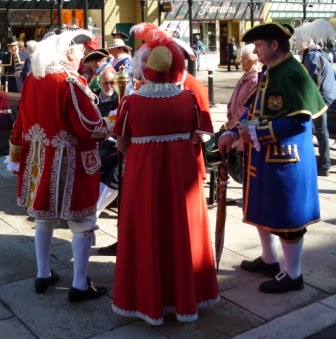 National Town Criers Championships in Hastings
