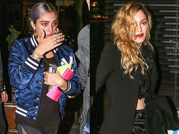 Madonna's daughter Lourdes celebrated the 19th birthday