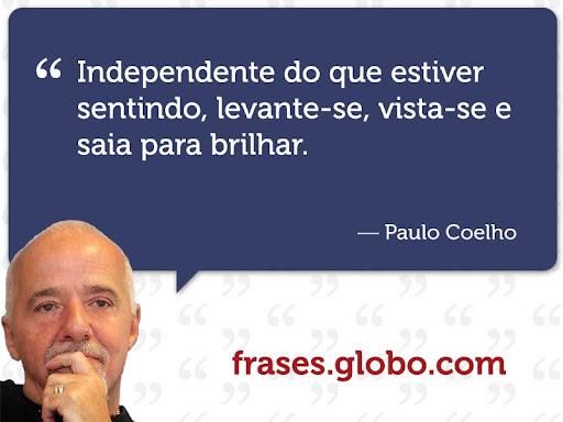 Frases De Paulo Coelho: Imagens Da Internet: Mensagens De Paulo Coelho