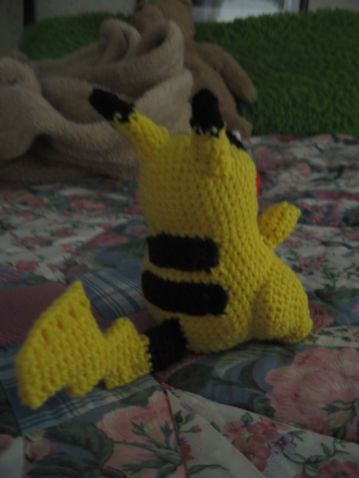 Pokemon Crochet Adventure!: Pikachu 2/151