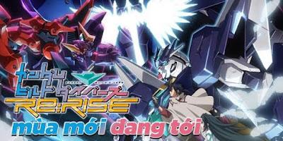 Chiến Binh Gundam Divers Phần 3  Gundam Build Divers SS3
