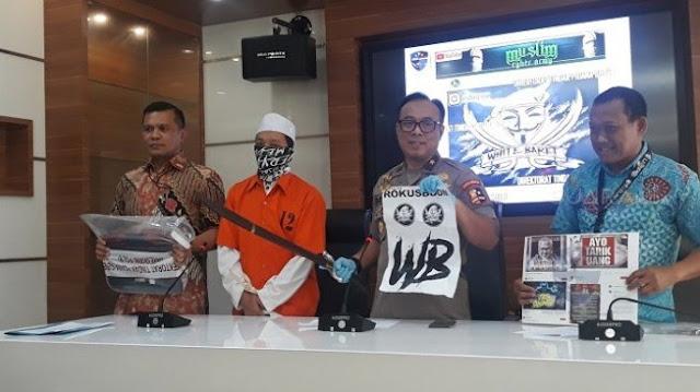 Sebar Hoaks soal MK, Simpatisan FPI Admin YouTube Muslim Cyber Army Dibekuk