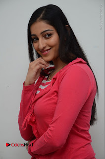 Telugu Actress Mouryani Latest Pos in Blue Denim Jeans  0015.JPG