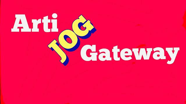 Arti JOG Gateway