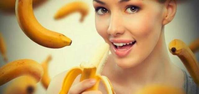 فوائد الموز للشعر وأهم الخلطات المفيدة للشعر .