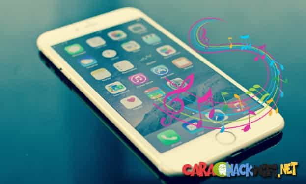 cara membuat lagu menjadi nada dering di android dan iPhone