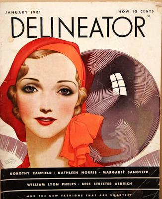 delineator magazine 1931