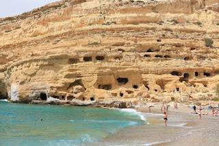 Plaża Matala
