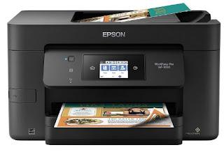 Epson Workforce Pro WF-3720 Driver Downloads