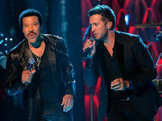 Lionel Richie and Luke Byran join 'American Idol'