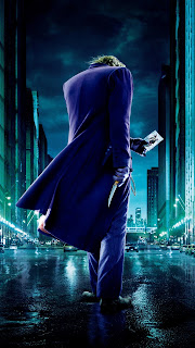 Joker The Dark Knight Mobile HD Wallpaper