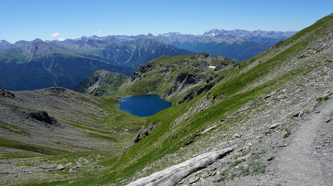 The Grand Laus Lake