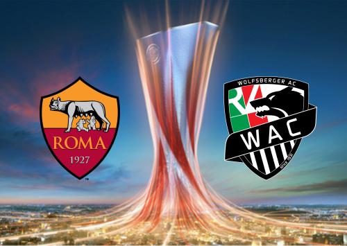 Roma vs Wolfsberger AC -Highlights 12 December 2019
