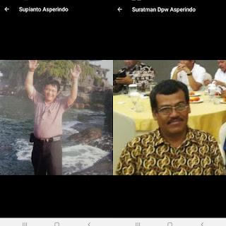 Inilah Nama-nama Dan Wajah Calon Ketua DPW ASPERINDO Jambi Periode 2020-2024.