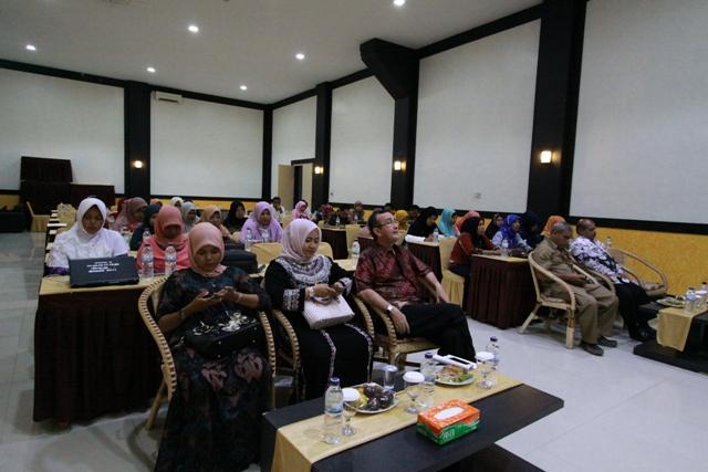 Disdik Aceh Latih Bendahara SMA dan SMK
