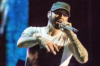 Eminem Talks Quarantine Affect and Effect On Fame