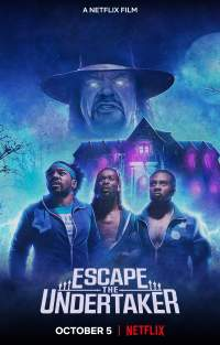 Escape The Undertaker 2021 Hindi Dual Audio Full Movies Download 480p