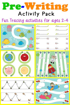 100 Free Toddler Printables