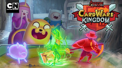 Card wars Kingdom v1.0.6 Apk data obb Terbaru For Android