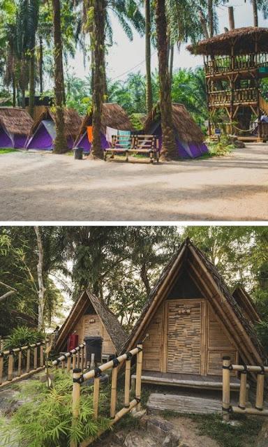 Tadom Hill Resort Banting pondok