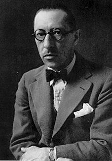 Resultado de imagen de Blogspot, Igor Stravinski