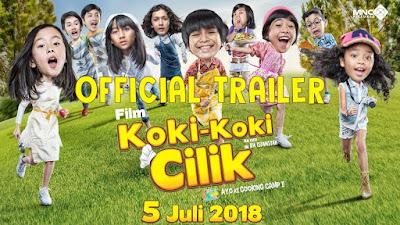 Free Download Film Koki-Koki Cilik 2018 WebDL