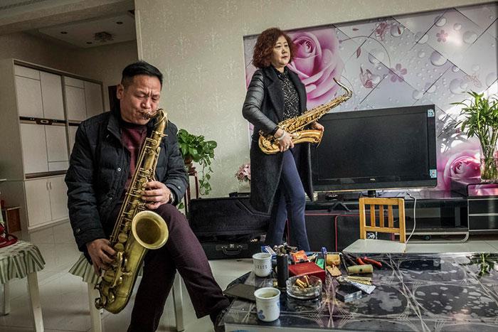 Sidangkou China Main Saxophone