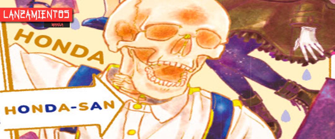 Novedades Fandogamia septiembre 2021 - manga
