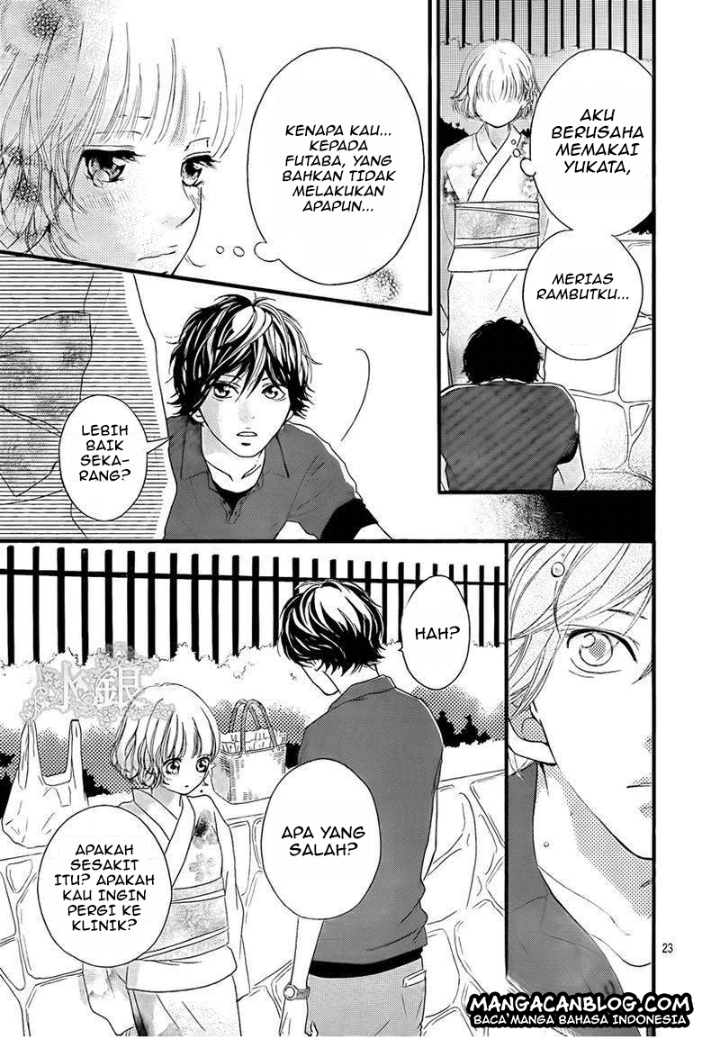 Ao Haru Ride Chapter 15-24