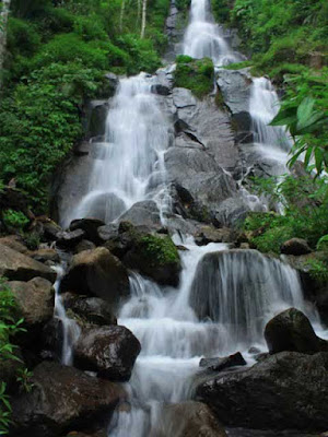 Setren waterfall