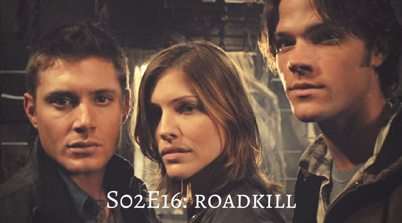 S02E16: Roadkill | Hwy to Hell: A Supernatural Podcast