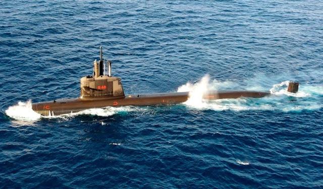 La Armada  Brasilera está sorprendida por el costo operativo de los submarinos de la clase 'Riachuelo'