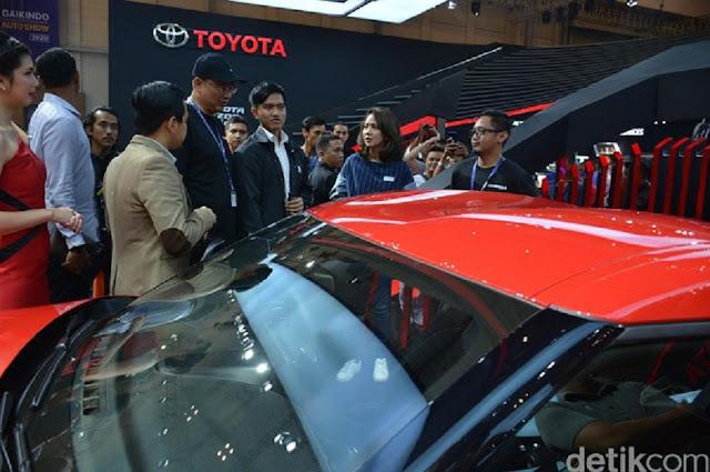 Gara-gara Naksir Mobil Sport Rp 2 M, Kaesang Dicap Pembohong