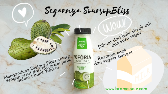 Yoforia Soursop Bliss