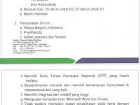 Lowongan Kerja BPJS Kesehatan Bandung Desember 2016