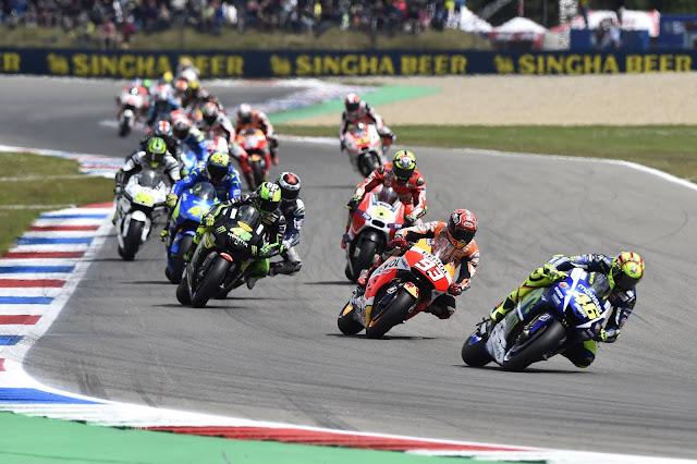 Live Moto GP 2016: Prediksi Hasil MotoGP Assen Jadwal Balap Trans7 Lengkap Jam Tayang dan Klasemen Sementara