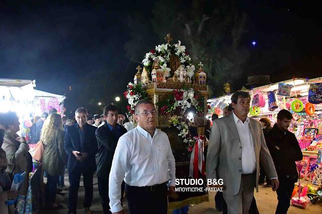 Το Κεφαλάρι γιορτάζει τη Ζωοδόχο Πηγή (βίντεο)