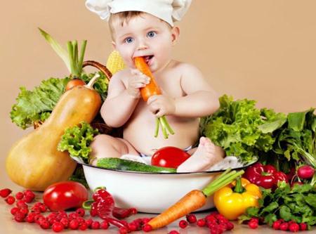 Thực đơn khoa học - Bí quyết tăng cân nhanh cho bé