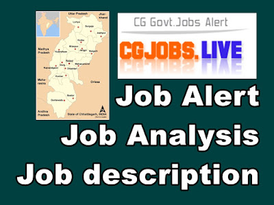 job alert job analysis job description