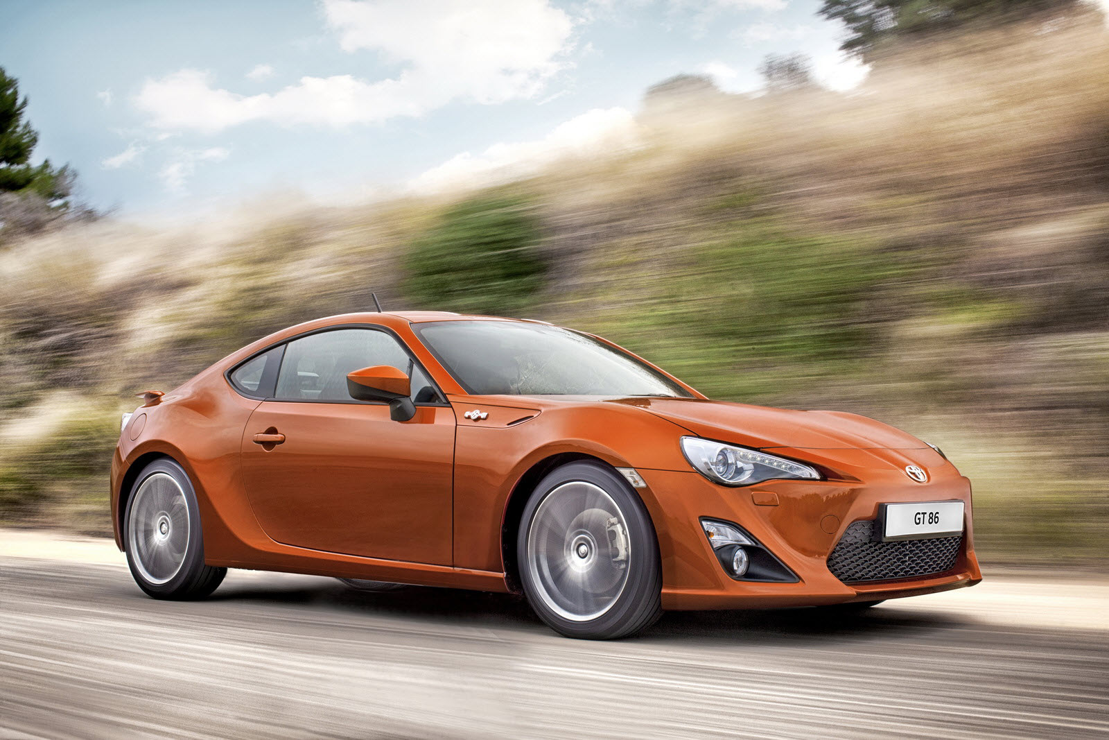 toyota gt86 driving fun purely starting from 29 990 euros. Black Bedroom Furniture Sets. Home Design Ideas
