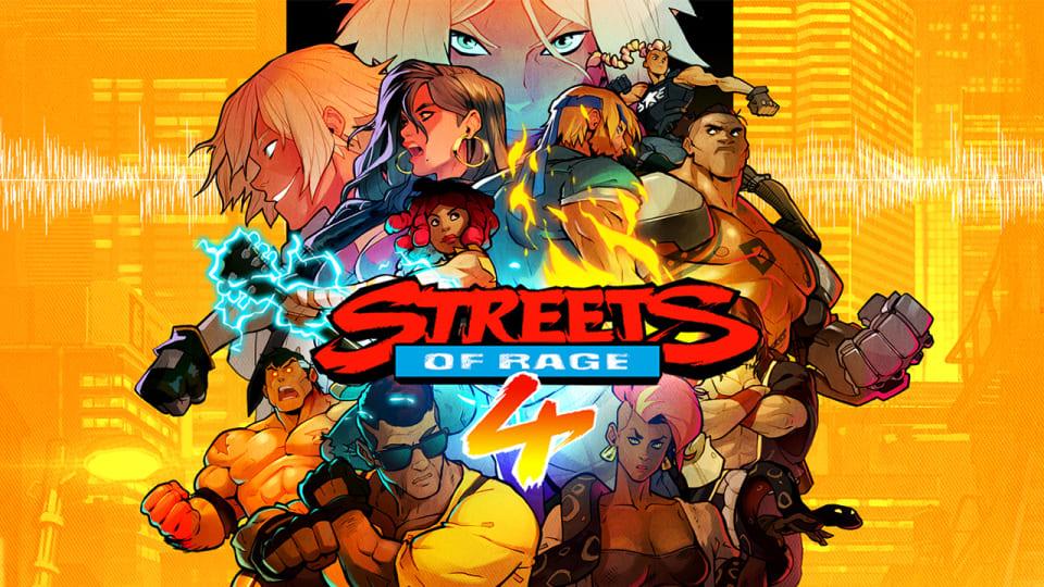 مراجعة Streets of Rage 4