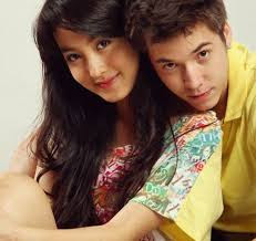 Stefan William dengan Natasha Wilona