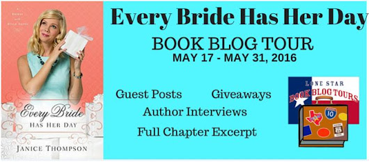 Every Bride Has Her Day Book Blog Tour