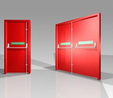 Jasa Import Steel Door | Besi Baja Import