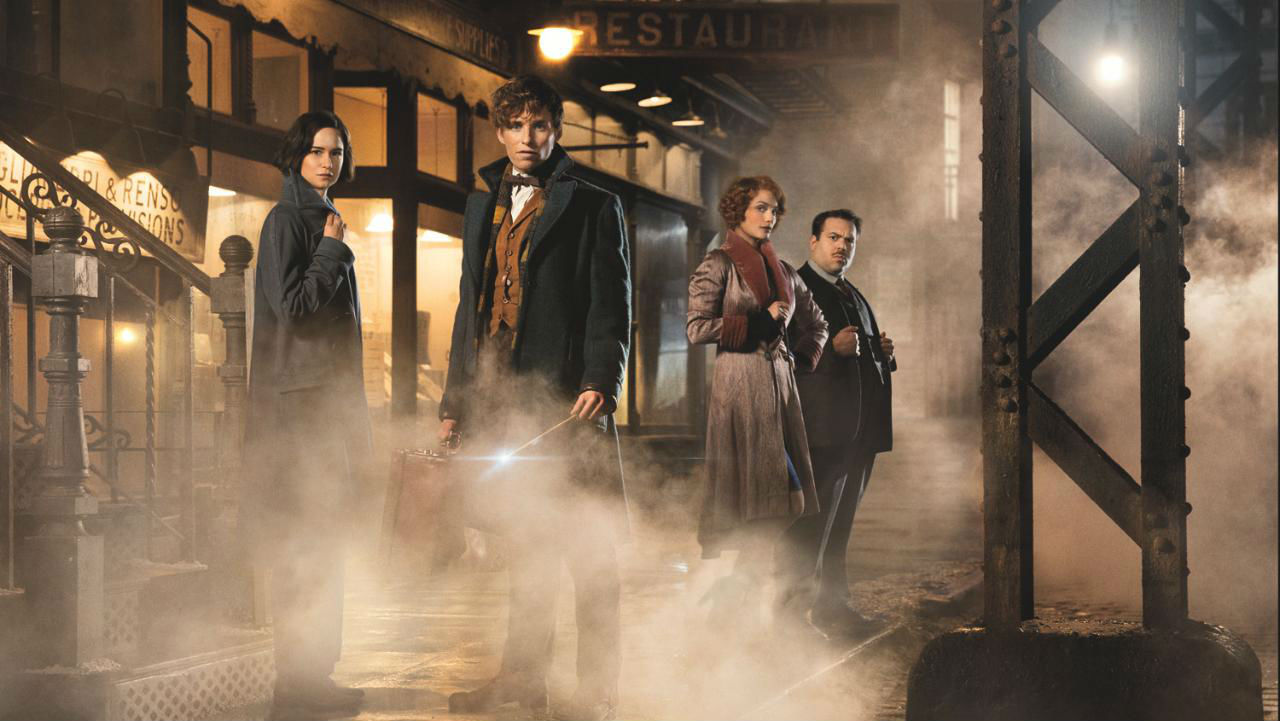 MOVIES: Fantastic Beasts and Where to Find Them - Review
