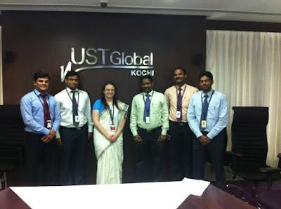 UST Global Kochi