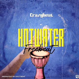FREE BEAT: Crazybeat - Hotwater (Free Beat)