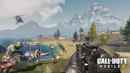 Call of Duty lên mobile giúp AOE Game bắn súng này mở rộng địa bàn phủ sóng của bản thân mình